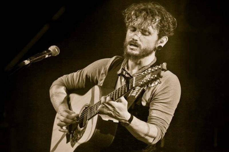 John Butler photo by Pete Dillon Photography